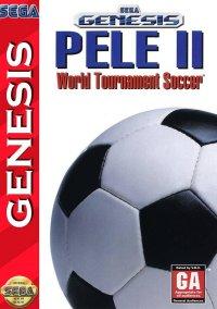 Обложка Pele II: World Tournament Soccer