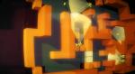 Вор прячется за полигонами на снимках из игры автора Thomas Was Alone. - Изображение 4