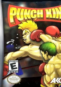 Обложка Punch King