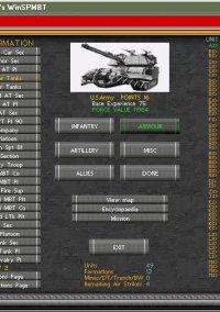 Обложка winSPMBT: Main Battle Tank
