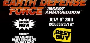 Earth Defense Force: Insect Armageddon. Видео #7