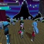 Скриншот Monster High: New Ghoul in School – Изображение 2