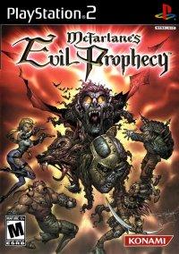Обложка McFarlane's Evil Prophecy