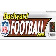 Обложка Backyard Football 2006