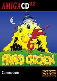 Обложка Alfred Chicken