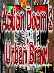 Обложка Action Doom 2 Urban Brawl