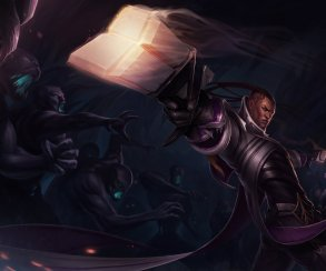 Новым героем League of Legends станет Lucian the Purifier