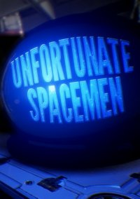 Обложка Unfortunate Spacemen