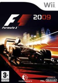F1 2009 – фото обложки игры