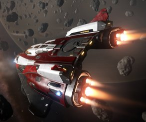 Высадки на планеты появятся в Elite Dangerous: Horizons 15 декабря