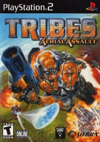 Обложка Tribes Aerial Assault