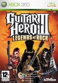 Обложка Guitar Hero III: Legends of Rock