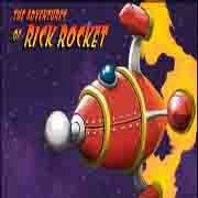 Обложка Adventures of Rick Rocket