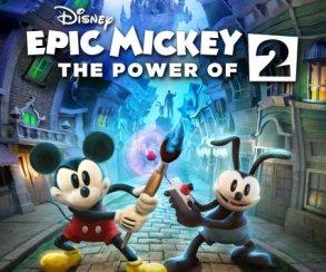 Вступительный ролик Epic Mickey 2