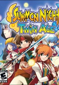 Обложка Summon Night: Twin Age