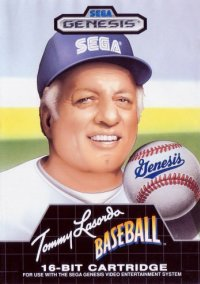 Обложка Tommy Lasorda Baseball