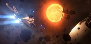 Elite: Dangerous. Инопланетный корабль