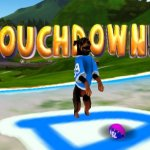 Скриншот Jerry Rice & Nitus' Dog Football – Изображение 5