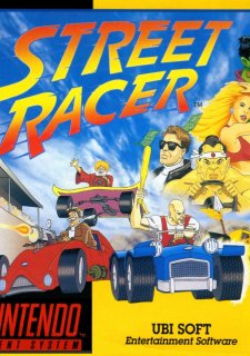 Streets Racer