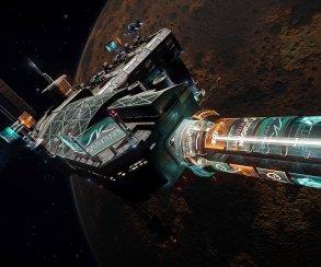 Elite: Dangerous выйдет на Xbox One в первых числах октября
