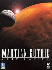 Обложка Martian Gothic: Unification
