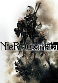 Обложка NieR: Automata