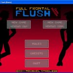 Скриншот Full Frontal Flush Strip Poker – Изображение 4