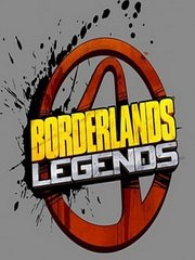 Обложка Borderlands Legends