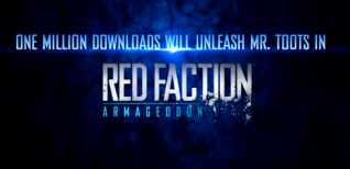 Red Faction: Armageddon. Видео #3