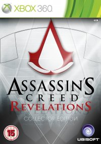 Обложка Assassin's Creed Revelations - Collectors Edition