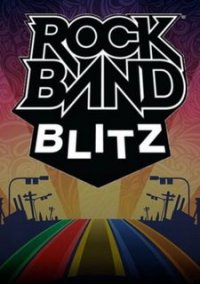 Обложка Rock Band Blitz