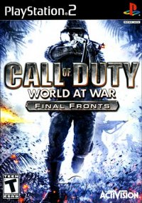 Обложка Call of Duty: World at War: Final Fronts