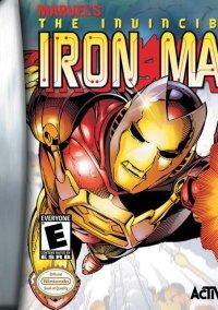 Обложка The Invincible Iron Man