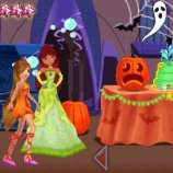 Скриншот Winx Club: Magical Fairy Party
