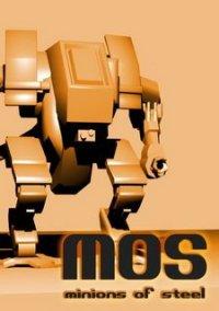 Обложка Minions of Steel