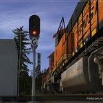Скриншот Microsoft Train Simulator 2 (2009) – Изображение 16