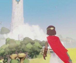 Свет, звук и время: первые полчаса геймплея Rime