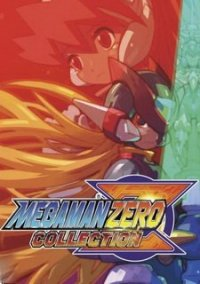Обложка Rockman Zero Collection