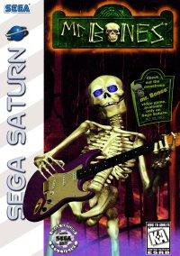 Обложка Mr. Bones