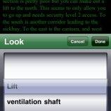 Скриншот Aliens Text Adventure