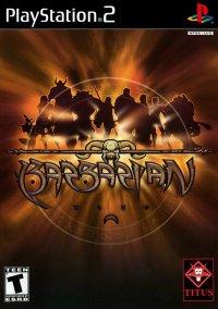 Обложка Barbarian
