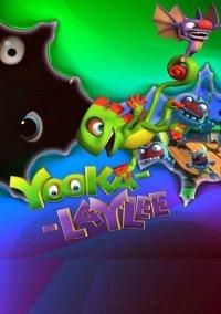 Обложка  Yooka-Laylee