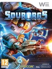 Spyborgs – фото обложки игры