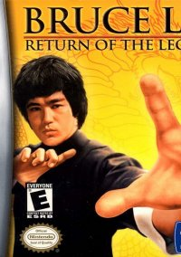 Обложка Bruce Lee: Return of the Legend