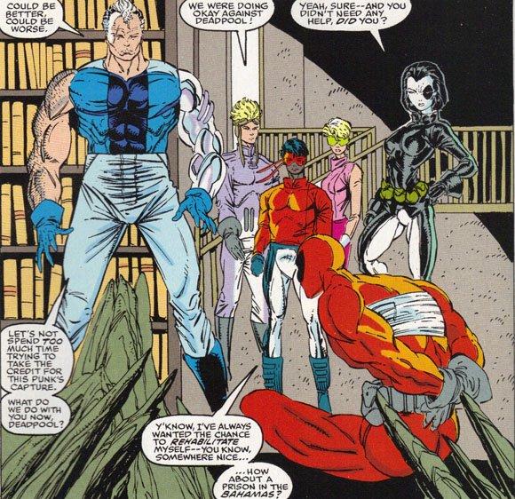 Fox готовит фильм про группу мутантов-подростков, помогающую Людям Икс - Изображение 3