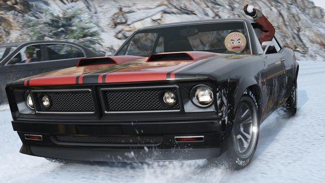 Апдейт GTA Online делает из игроков зверей-убийц и охотников за ними - Изображение 3