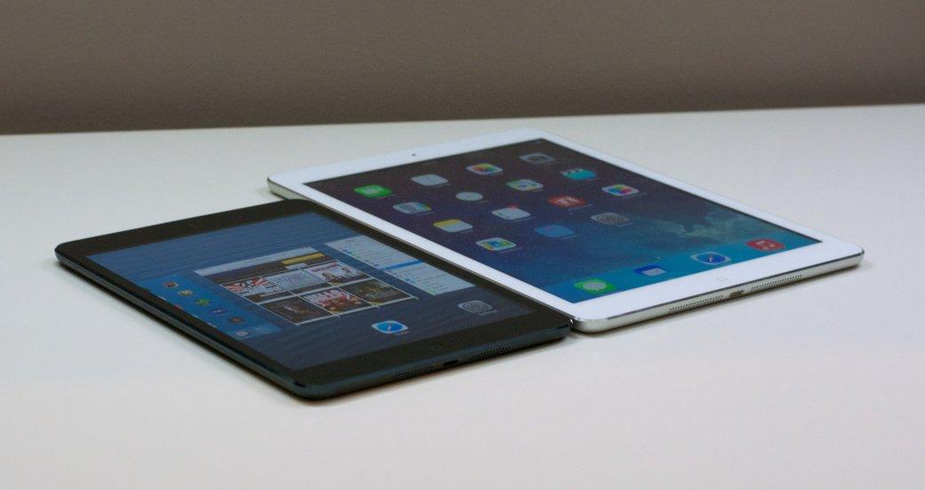 iPad Air и новый iPad mini дебютируют в России 15 ноября - Изображение 1