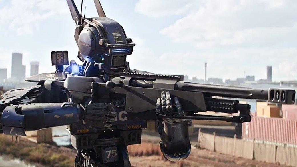 Робот по имени Чаппи - Изображение 15