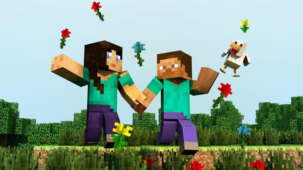 Продажи Minecraft на всех платформах превысили 35 млн копий - Изображение 1