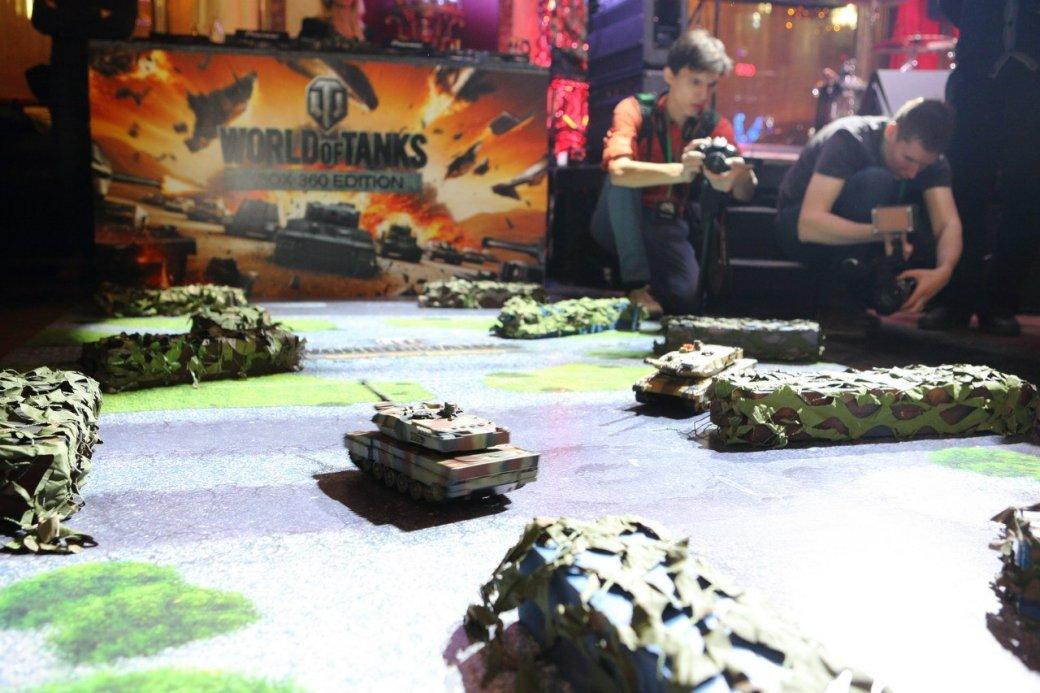 Вылезли из танка: репортаж с запуска World of Tanks Xbox 360 Edition - Изображение 3